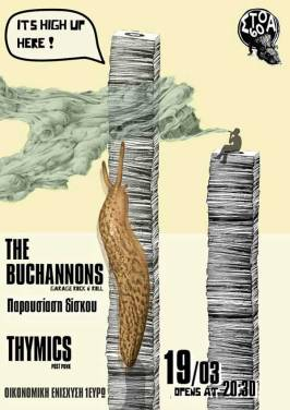 The Buchannons // Thymics