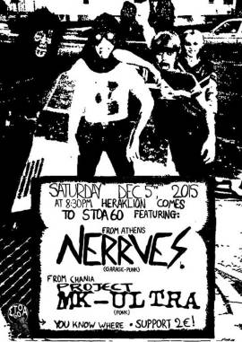 Nerrves // Project MK Ultra