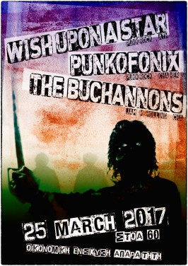 Wish Upon A Star // Punkofonix // The Buchannons